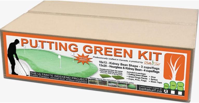 Putting Green Kit
